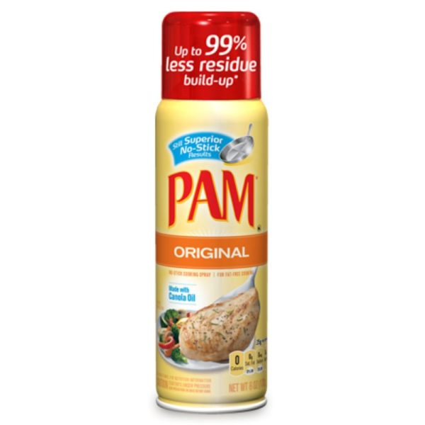 Pam Original 6 oz