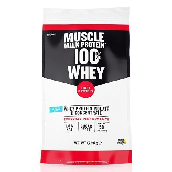 Muscle Milk Protein 100% Whey 2kg Vanilla
