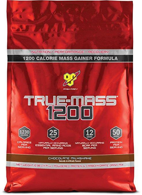 True-Mass® 1200 4730 gram Chocolate Milkshake