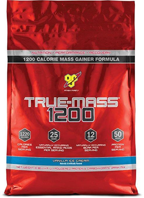 True-Mass® 1200 4730 gram Vanilla Ice Cream