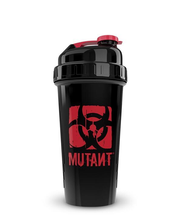 Mutant Nation Shaker Cup Black 800ml
