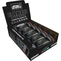 ABE (All Black Everything) Pre-Workout Gel Box, 20x60g Fruit Burst