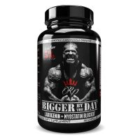 Rich Piana Bigger By The Day 90 caps