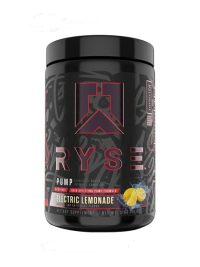 RYSE Project Blackout Pump 25 servings Electric Lemonade