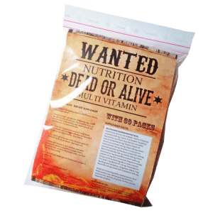 Dead or Alive Multivitamin Pak 30 packs