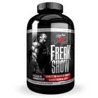 Rich Piana Freak Show 180 caps