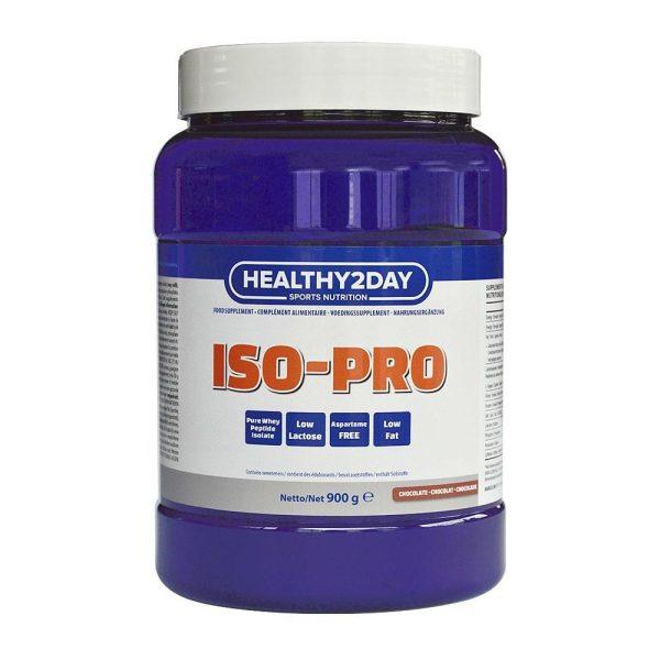 Iso-Pro 900 gram Chocolade