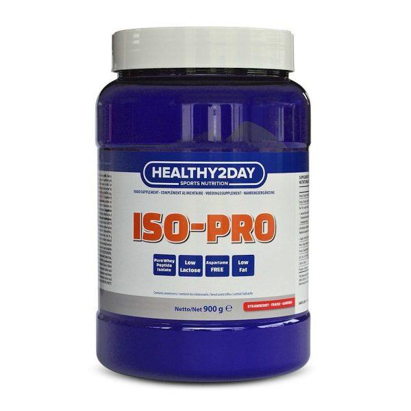 Iso-Pro 900 gram Aardbei