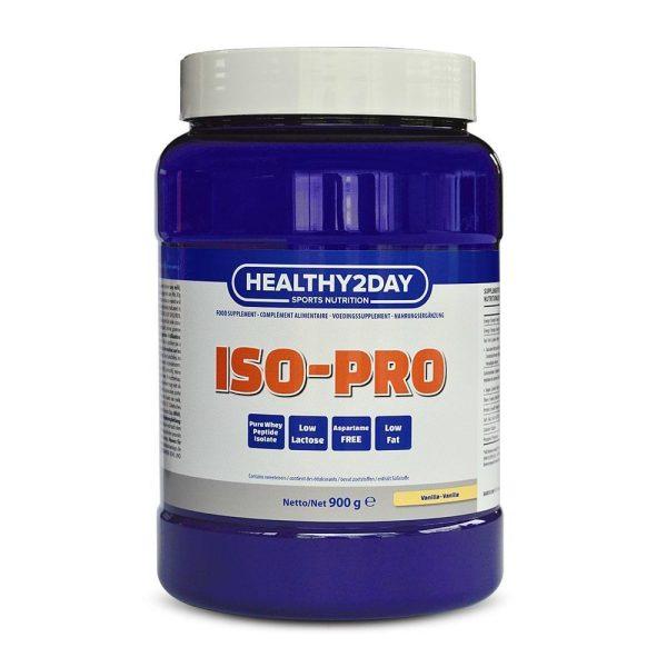 Iso-Pro 900 gram Vanille