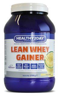 Lean Whey Gainer 2700 gram Vanille