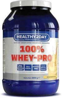 100% Whey-Pro 2kg Banaan