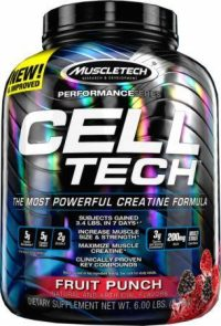 Cell-Tech Performance Series 2720 gram Fruit Punch