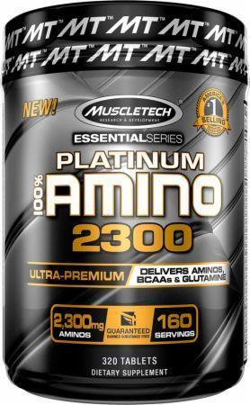 Platinum 100% Amino 2300, 320 Tabletten