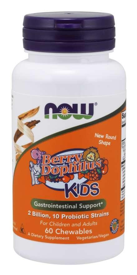 BerryDophilus ™ Kids 60 Chewables