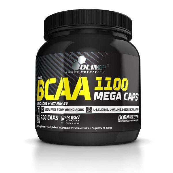 BCAA Mega Caps 1100® 300 caps