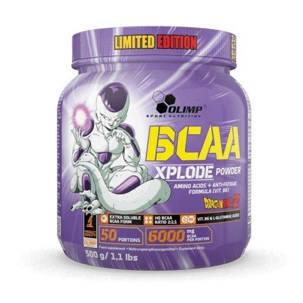 BCAA Xplode - Dragon Ball Z Limited Edition 500 gram