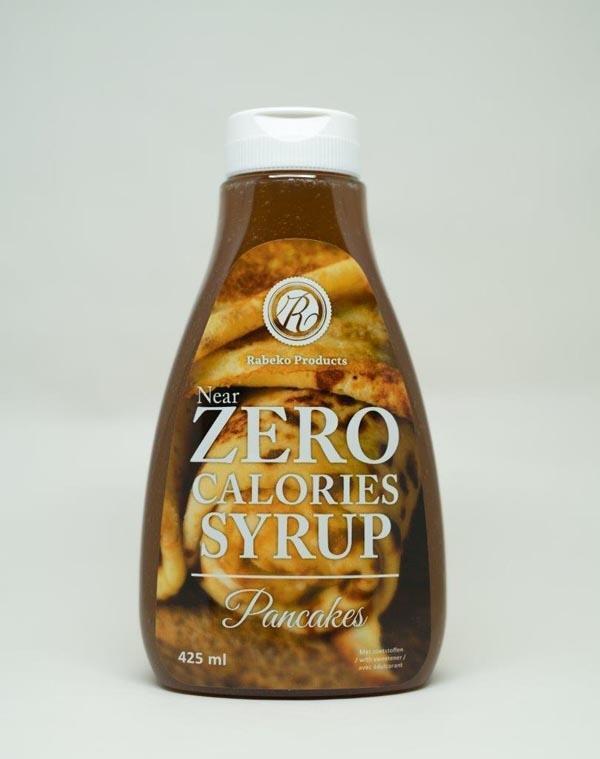 Zero Calories Syrup 425ml Pancakes