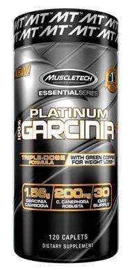 Platinum 100% Garcinia Plus 120 Caplets