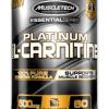 Platinum 100% L-Carnitine 180 Caps