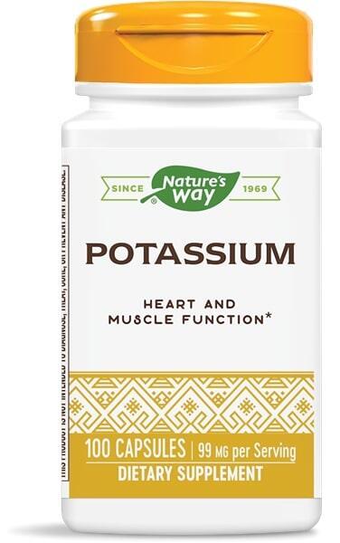 Potassium Citrate 99 mg  100 Caps