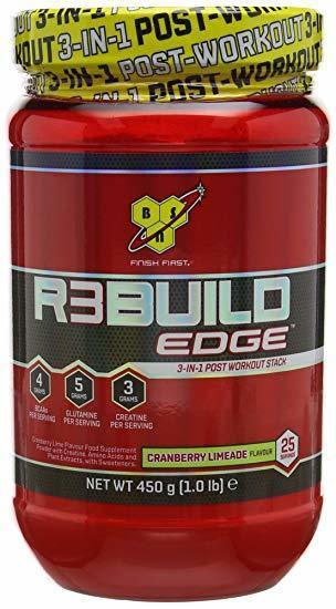 Rebuild Edge 450 gram Cranberry Limeade