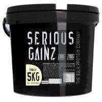 Serious Gainz 5kg Vanilla