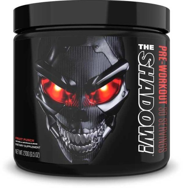 JNX THE SHADOW! 30 Servings Fruit Punch