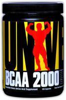 BCAA 2000 120 caps