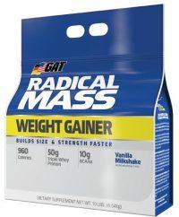 Radical Mass 4540 gram Vanilla Milkshake
