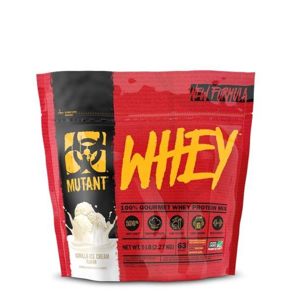 Mutant Whey, 2270 gram Vanilla