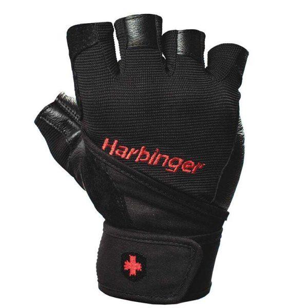 Pro Wrist Wrap Gloves