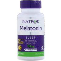Advanced Sleep Melatonin 10mg , 60 tabs
