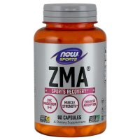 Now sports ZMA 90 caps