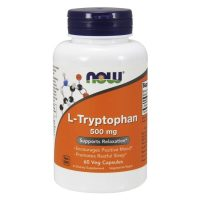 L-Tryptophan 500, 120 Vcaps