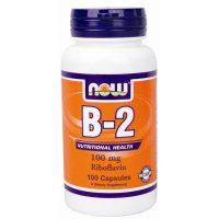 Vitamine B-2 100 caps