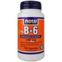 Vitamine B-6 250 caps