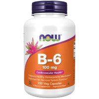 Vitamine B-6 (250 vcaps)