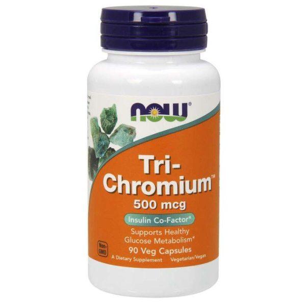 Tri-Chromium with Cinnamon, 90 Vcaps