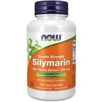 Silymarin Double Strength 300 mg (100 Veggi Capsules)