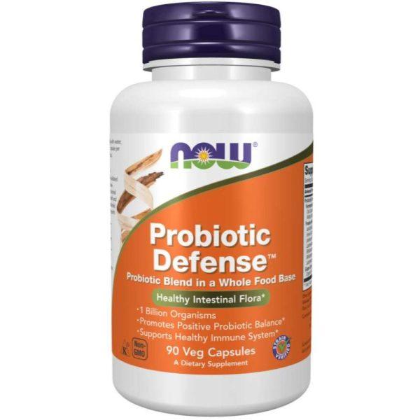 Probiotic Defense, 90 Vcaps
