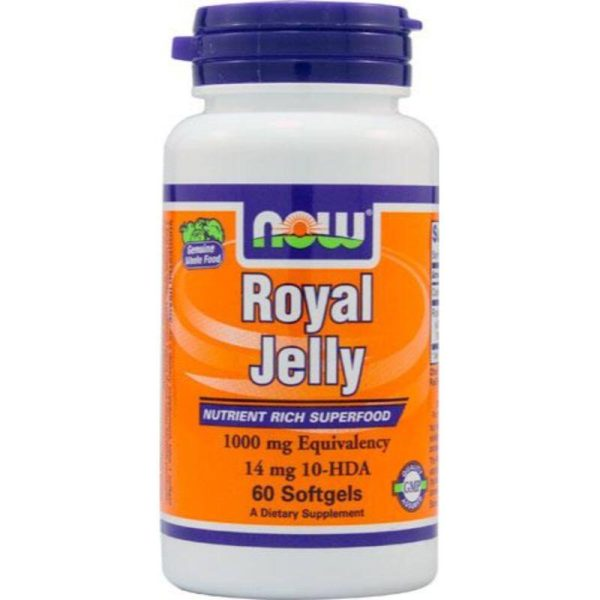 Royal Jelly 1000 60 softgels