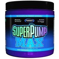 SuperPump Max, 30 Servings Blue Raspberry