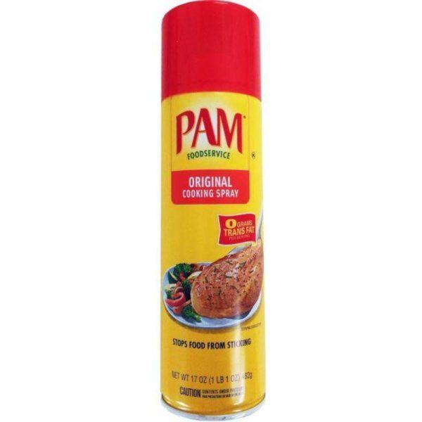 Pam Original 17 oz
