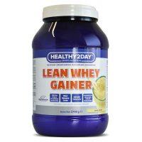 Lean Whey Gainer, 2700 gram Vanille