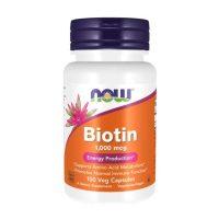 Biotin 1000 mcg (100 veggi caps)