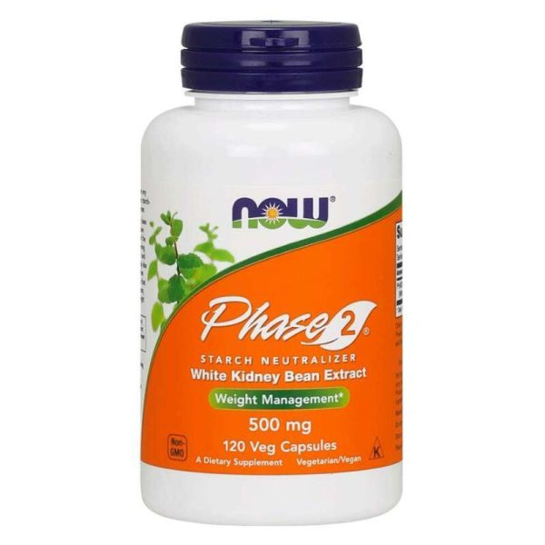 Phase 2 Starch Neutralizer 120 Vcaps