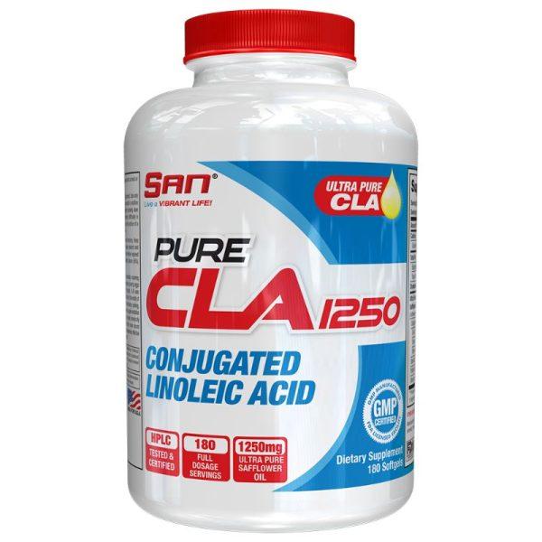 Pure CLA 1250, 180 softgels