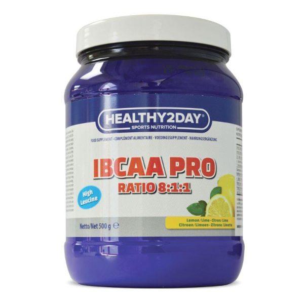IBCAA PRO, 500 gram Lemon