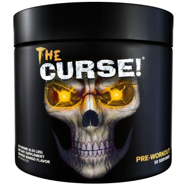 The Curse, 50 servings Orange Mango