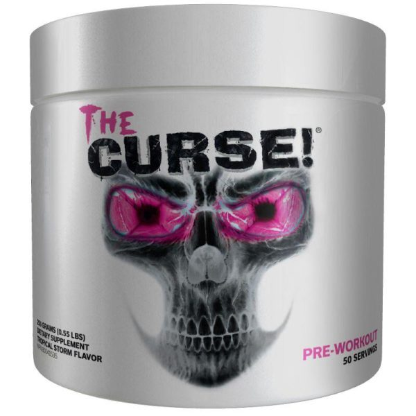 The Curse, 50 servings Tropical Storm